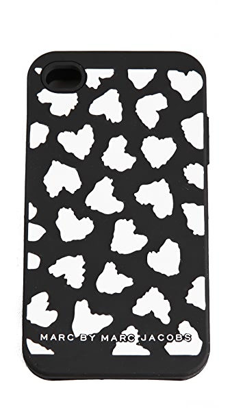 Marc by Marc Jacobs Wild Hearts iPhone 4 Case