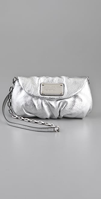 Marc by Marc Jacobs Classic Q Metallic Karlie Bag