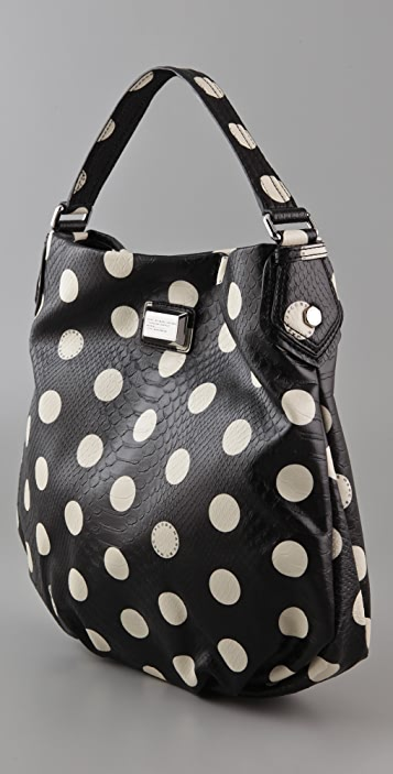 Marc by Marc Jacobs Dotty Snake Hillier Hobo