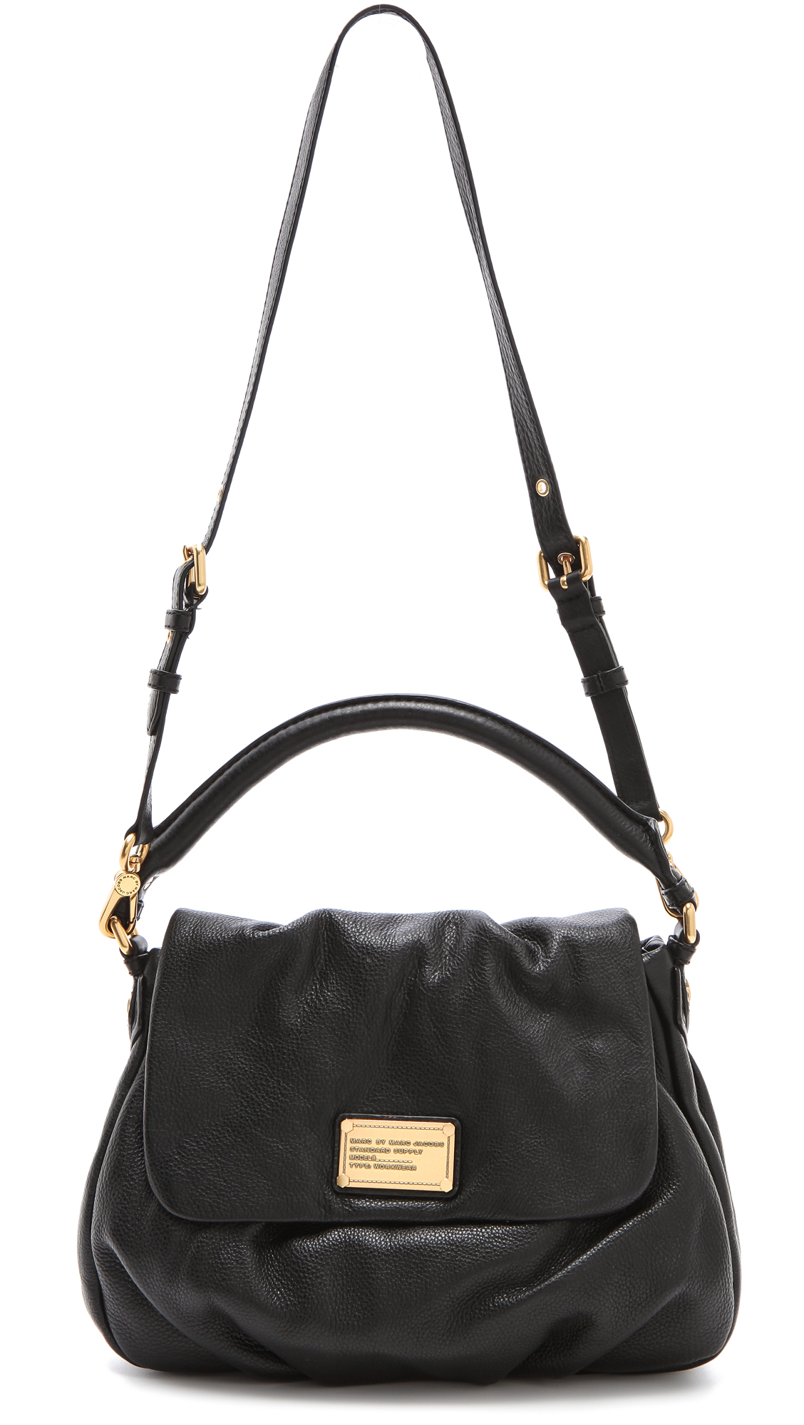 711c5483aa Marc by Marc Jacobs Classic Q Lil Ukita Satchel | SHOPBOP