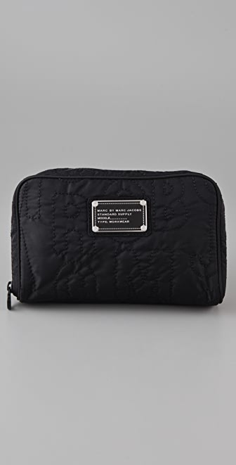 Marc by Marc Jacobs Pretty Nylon Travel Cosmetic Case