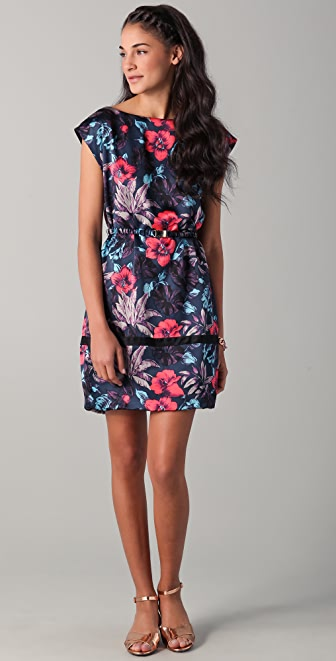 Marc by Marc Jacobs Havana Floral Dress