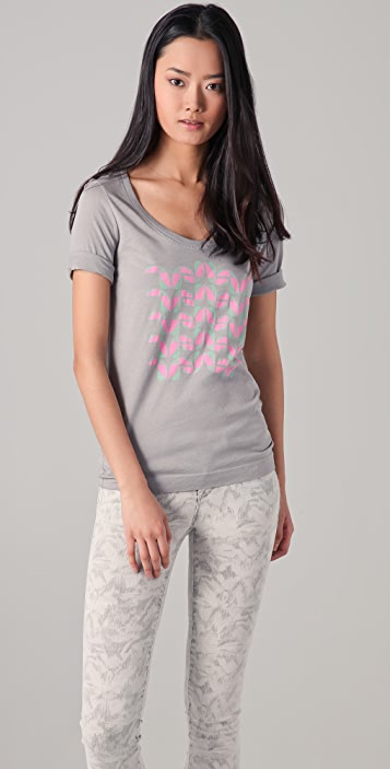 Marc by Marc Jacobs Tou Can Do It Tee