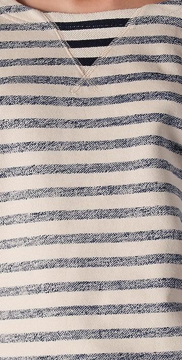 Marc by Marc Jacobs Juniper Striped Shirt