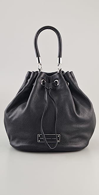 Marc by Marc Jacobs Too Hot to Handle Drawstring Bag