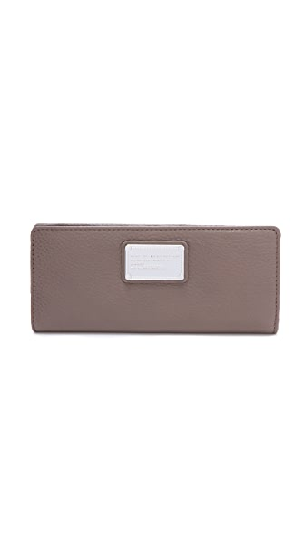Marc by Marc Jacobs Classic Q Fold Over Wallet