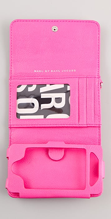 Marc by Marc Jacobs Classic Q Phone Wallet