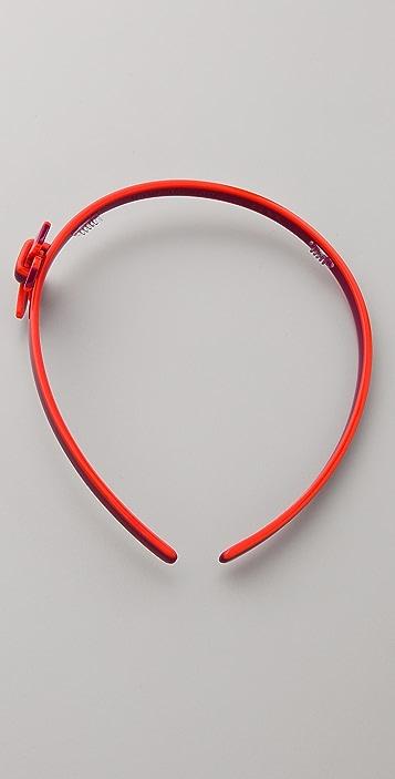 Marc by Marc Jacobs Jacobson Stripe Headband