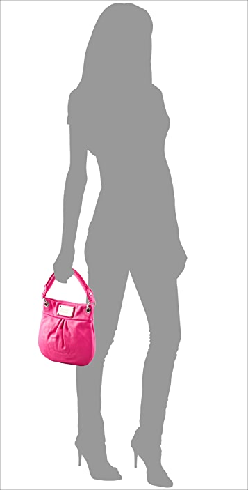 Marc by Marc Jacobs Classic Q Mini Hillier Hobo