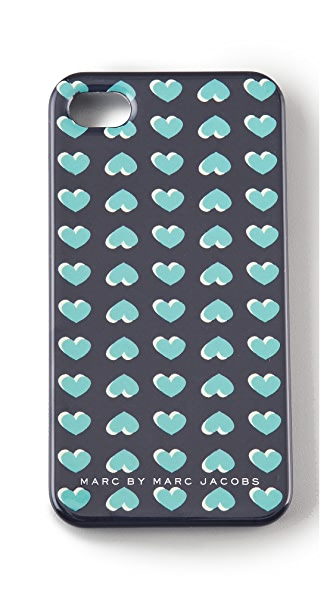 Marc by Marc Jacobs Light Hearted iPhone Case