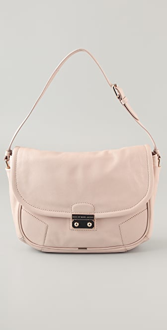 Marc by Marc Jacobs Padded Leather Shoulder Bag