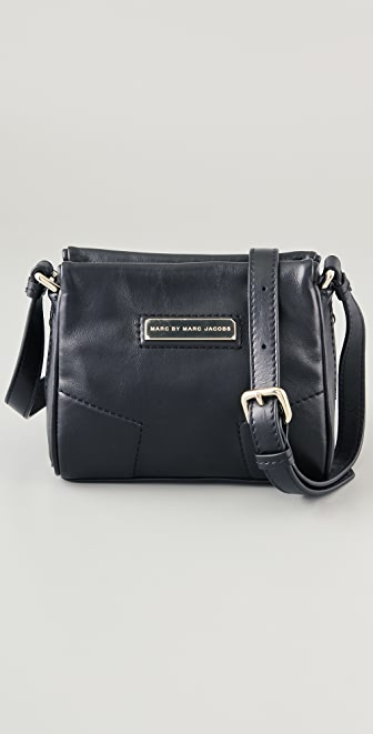 Marc by Marc Jacobs Padded Leather X Body Bag
