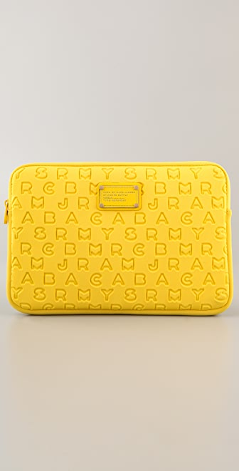 "Marc by Marc Jacobs Dreamy Logo 11"" Computer Case"