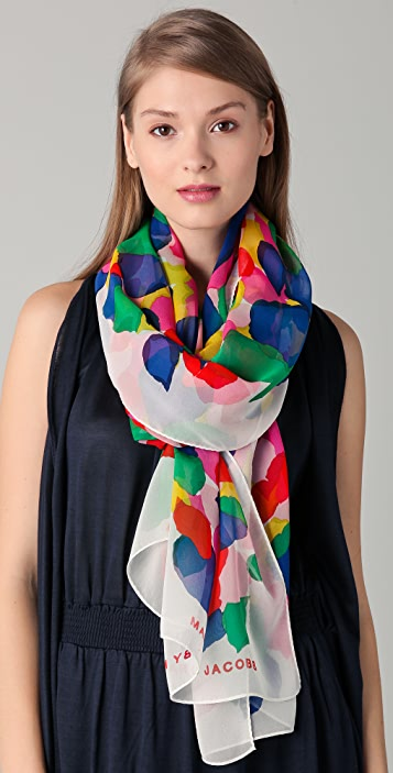 Marc by Marc Jacobs Supernova Scarf