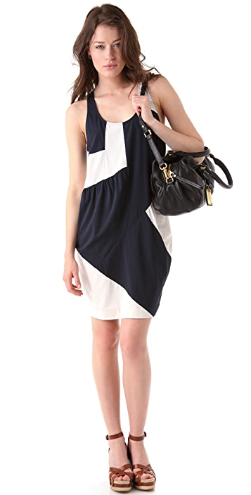Marc by Marc Jacobs Eno Colorblock Dress