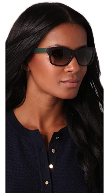 Marc by Marc Jacobs Colorblock Sunglasses