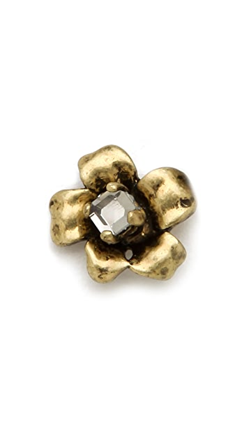 Marc by Marc Jacobs Marc Flowers Stud Earrings