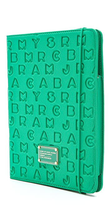 Marc by Marc Jacobs Dreamy Logo Tablet / iPad Book