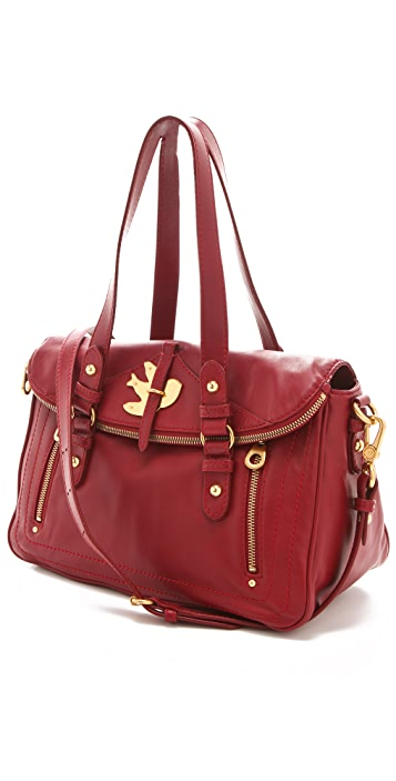 Marc by Marc Jacobs Petal to the Metal Voyage Satchel