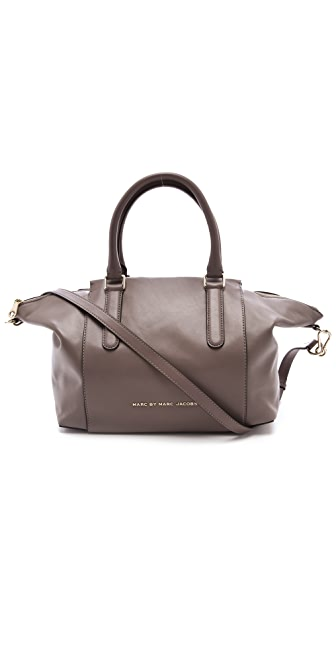 Marc by Marc Jacobs Burg Boxer Large Satchel