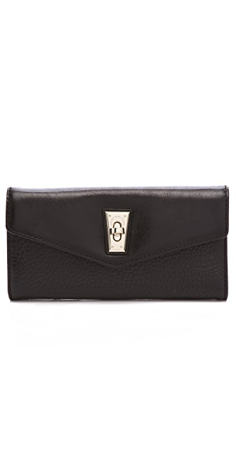 Marc by Marc Jacobs Intergalocktic Long Trifold Wallet