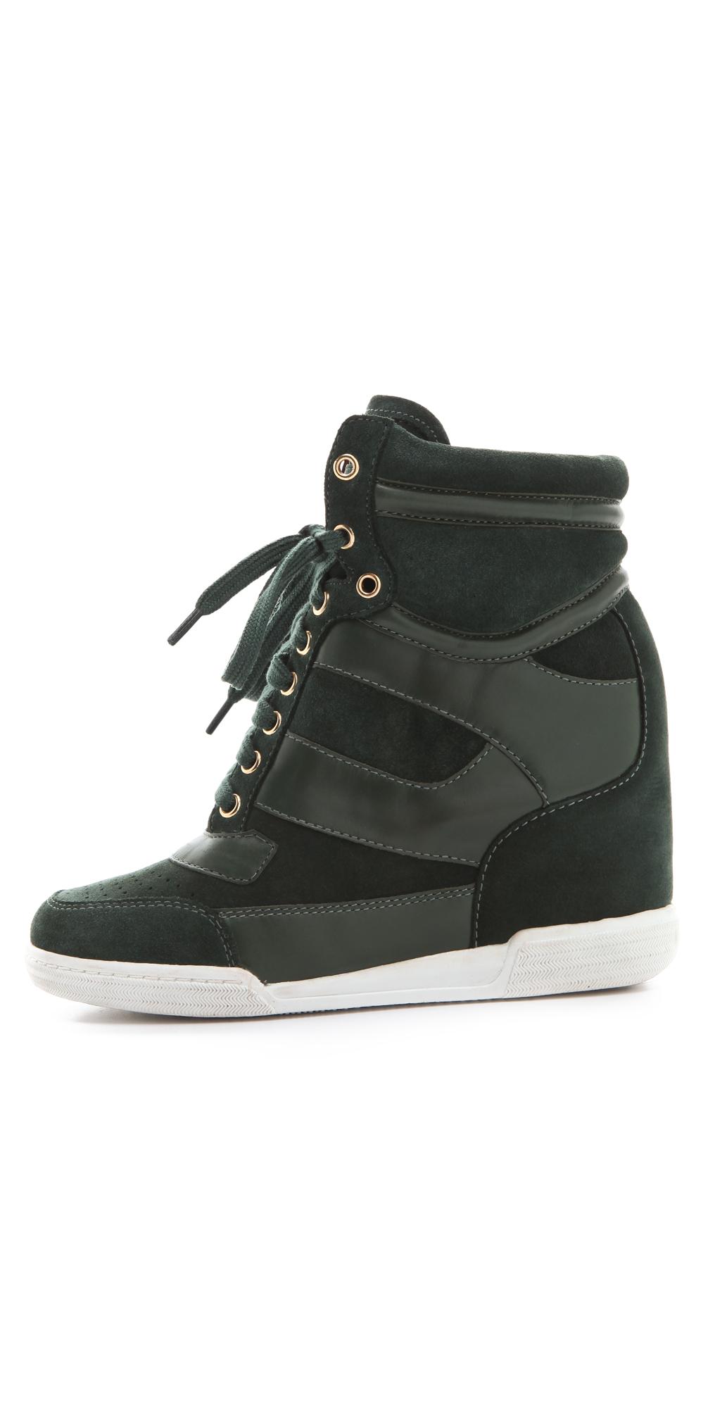 Cailin Hidden Wedge Sneakers cROW2i