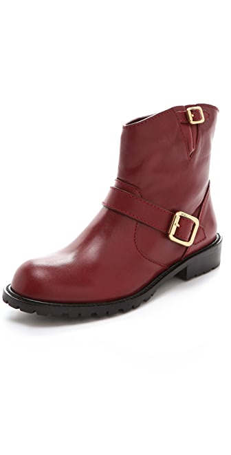 Marc by Marc Jacobs Classic Moto Booties