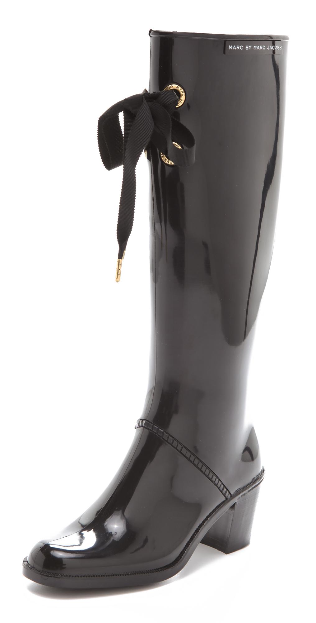 fa55ca7da07 Marc by Marc Jacobs Rain Boots