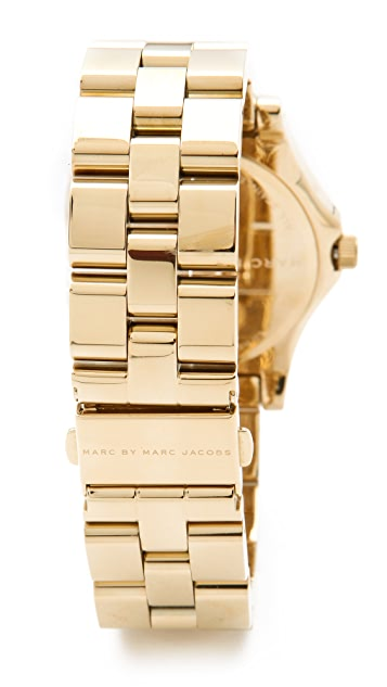 Marc by Marc Jacobs Metal Riviera Watch