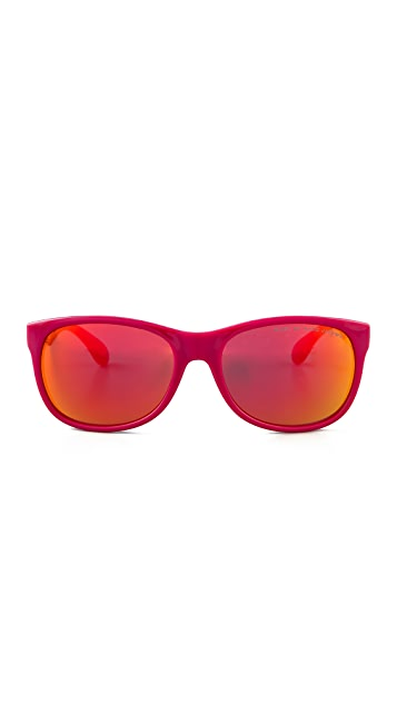 Marc by Marc Jacobs Colorful Mirrored Sunglasses