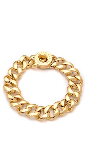 Marc by Marc Jacobs Turnlock Small Katie Bracelet