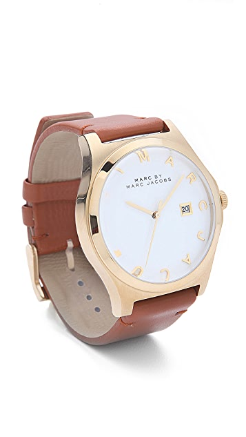 Marc by Marc Jacobs Ladies Henry Watch