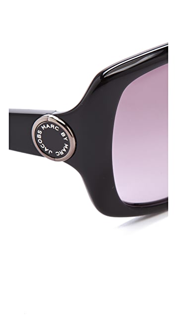 Marc by Marc Jacobs Glam Oversized Sunglasses