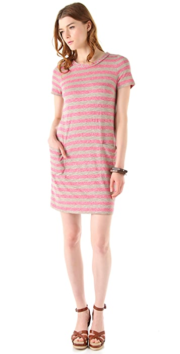 Marc by Marc Jacobs Pebble Stripe Dress