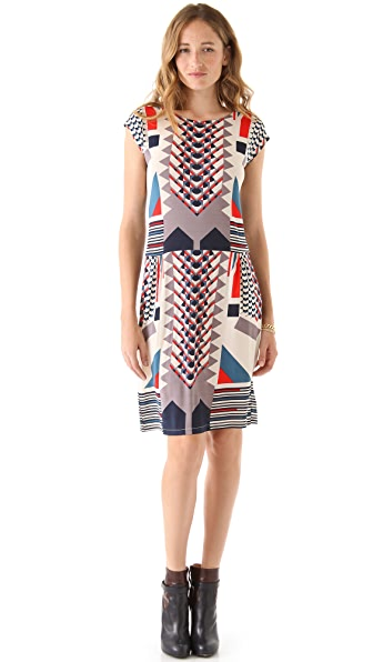 Marc by Marc Jacobs Tinka Print Dress