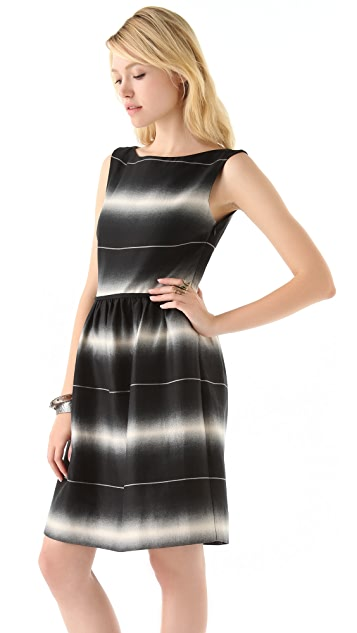 Marc by Marc Jacobs Lida Stripe Dress
