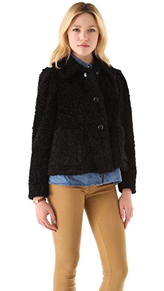 Marc by Marc Jacobs Svetlana Boucle Jacket