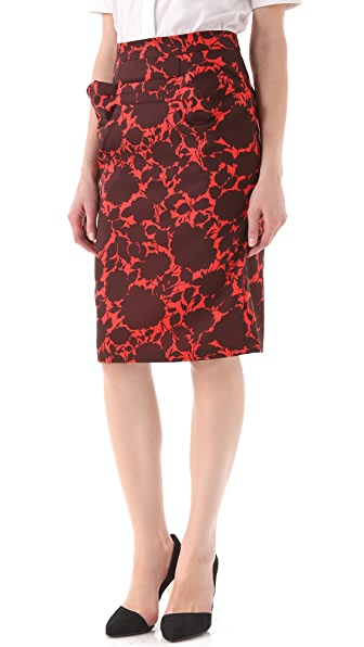 Marc by Marc Jacobs Clarice Flower Skirt
