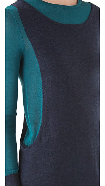 Marc by Marc Jacobs Yaani Sweater Dress