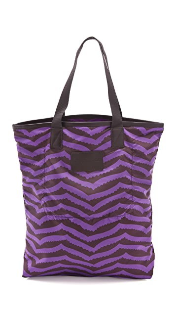Marc by Marc Jacobs Packables Zora Stripe Shopper Tote