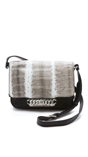 Marc by Marc Jacobs Katie Bracelet Snake Medium Day Box Bag