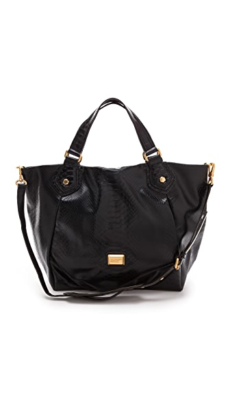 Marc by Marc Jacobs Supersonic Snake Fran Satchel