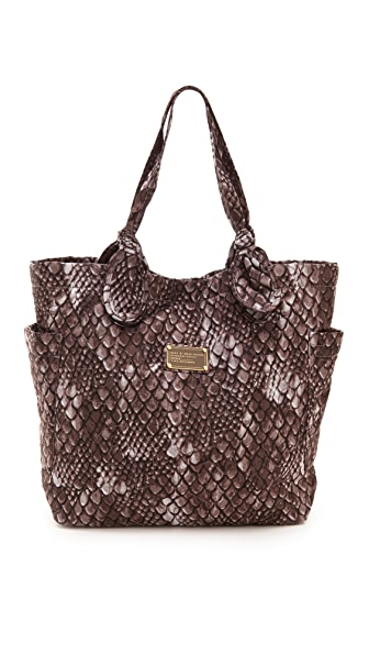 Marc by Marc Jacobs Pretty Nylon Dragon Print Medium Tate Tote