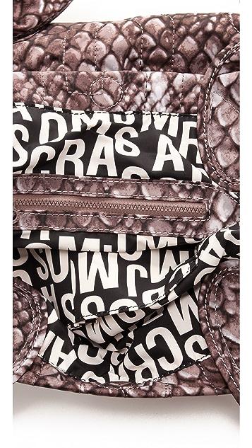 Marc by Marc Jacobs Pretty Nylon Dragon Print Medium Tate Tote
