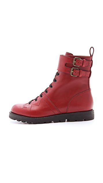 Marc by Marc Jacobs Monkey Lace Up Booties