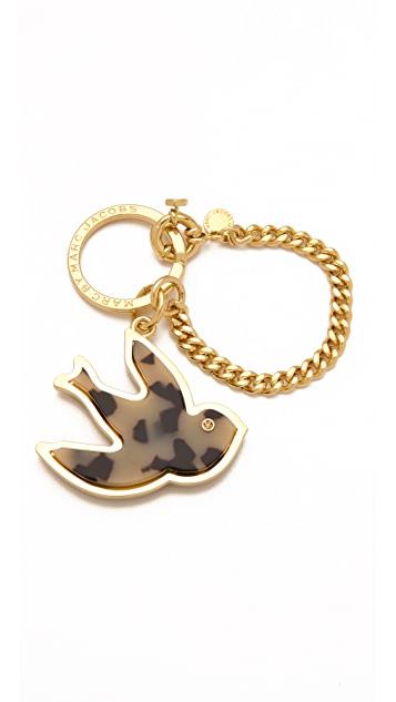 Marc by Marc Jacobs Acetate Bird Bag Charm