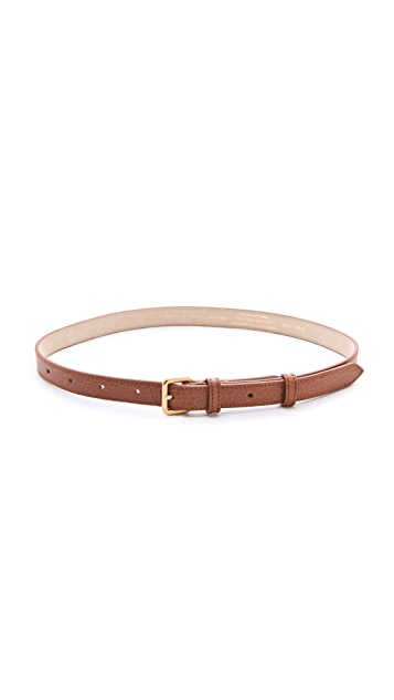 Marc by Marc Jacobs Classic 2cm Belt
