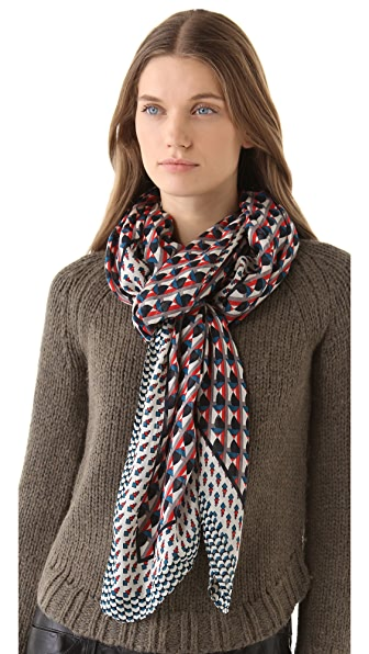 Marc by Marc Jacobs Katya Scarf