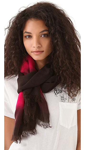 Marc by Marc Jacobs Lida Stripe Scarf