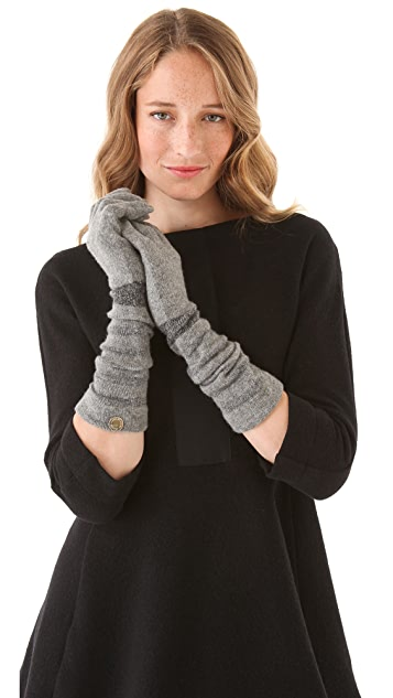 Marc by Marc Jacobs Clara Dot Sweater Gloves